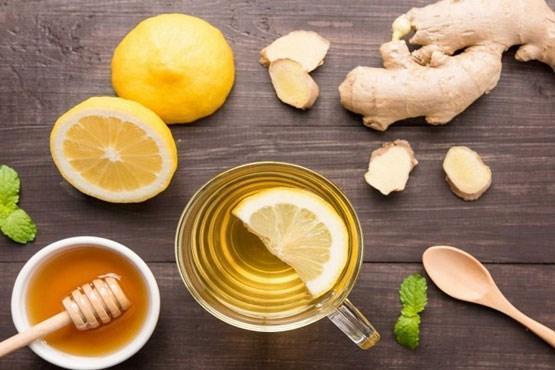 کاهش وزن فوری با یاری لیمو ترش و زنجبیل