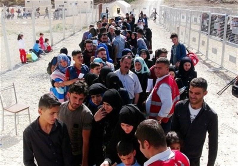 سوریه، بازگشت بیش از 1000 آواره سوری از لبنان به کشورشان