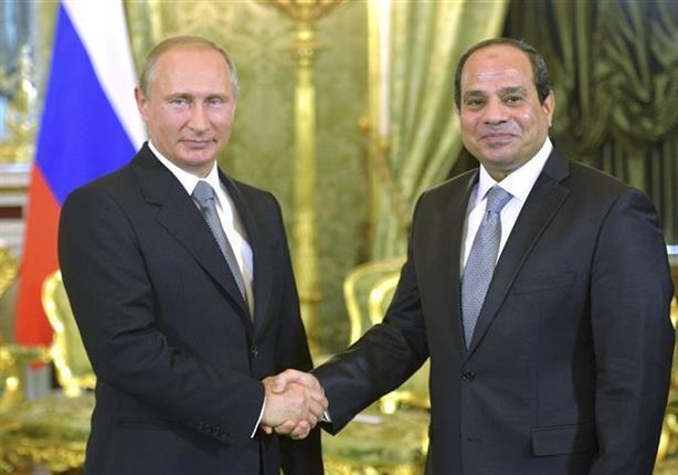 گفت و گوی تلفنی پوتین و السیسی در رابطه با بحران لیبی