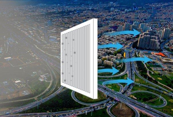 ساخت نانوسامانه ای برای تصفیه هوا که نیاز به فیلتر ندارد