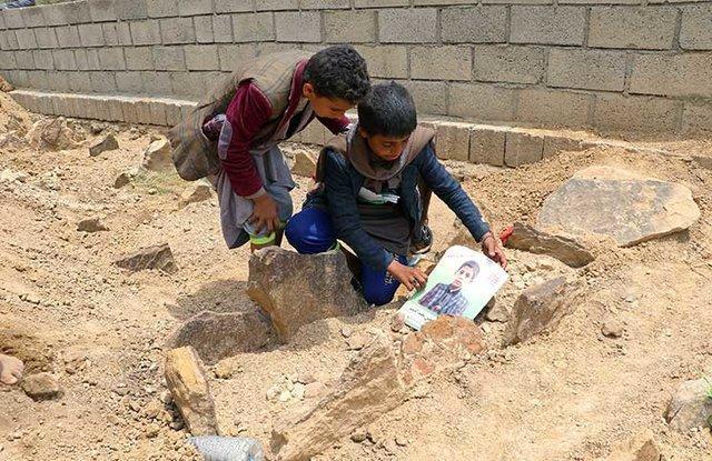 یونیسف کشته شدن 19 کودک یمنی را محکوم کرد