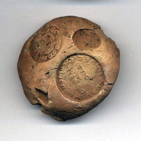 انگشت نگاری و پژوهش های باستان شناختی روی گل مهرهای ساسانی