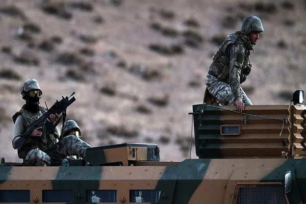 زخمی شدن شماری از نظامیان ترکیه و عقب نشینی آنها از جنوب ادلب
