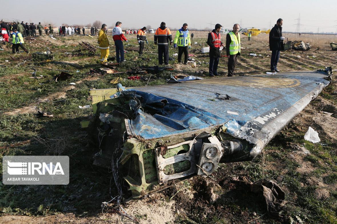 خبرنگاران کانادا دانلود جعبه های سیاه هواپیمای اوکراینی را به تعویق انداخت