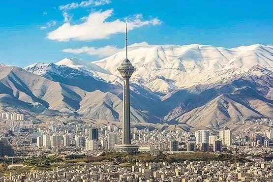 حال هوای تهران خوب است
