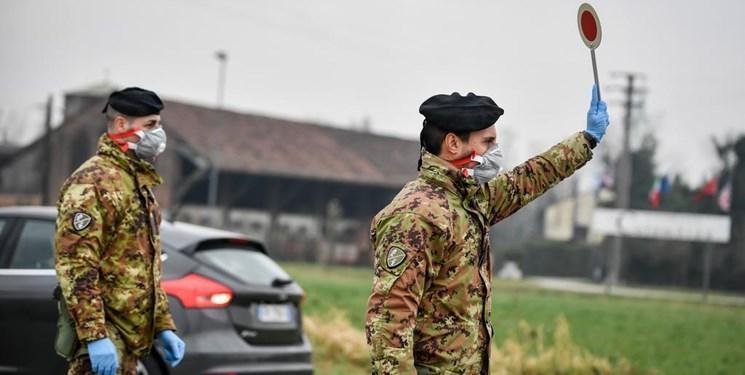 ارتش مقدونیه برای مهار کرونا در مناطق مرزی مستقر شد