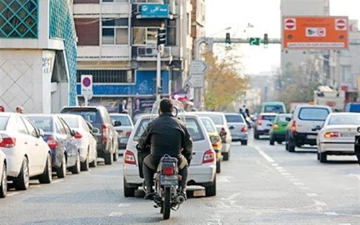 شرایط ترافیکی معابر بزرگراهی تهران در 29 اسفند ماه