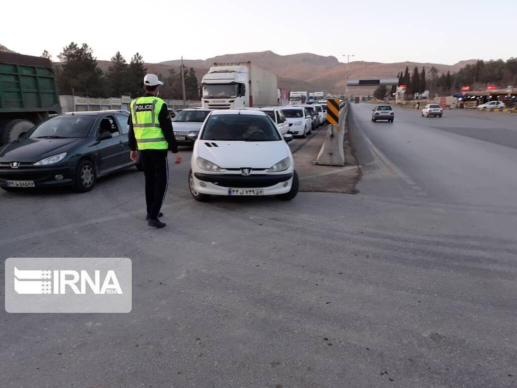 خبرنگاران ورود خودرو سایر استان ها به یزد ممنوع شد