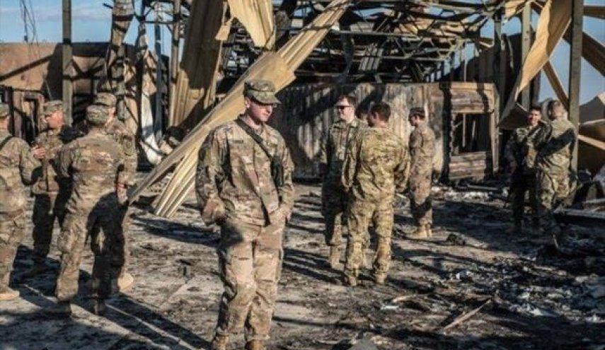 آمریکا در پایگاه های نظامی آهن قراضه به جا می گذرد نه تجهیزات