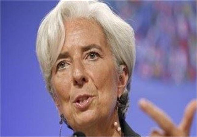 رویارویی مرکل و لاگارد در مسئله بدهی های یونان