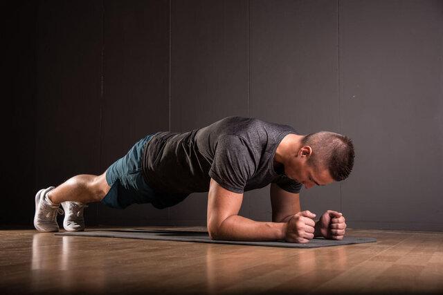 یک جلسه تمرین ورزشی کامل در منزل چگونه است؟