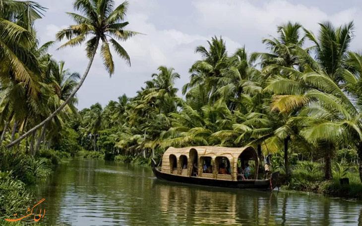 10 مقصد محبوب و پرطرفدار در هند
