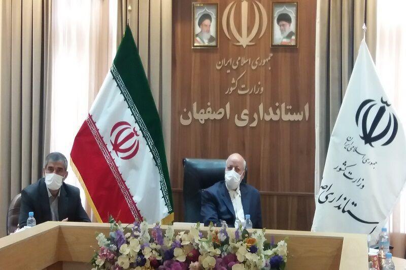 خبرنگاران زیارتگاه ها و مساجد اصفهان تا نیمه اردیبهشت تعطیل است