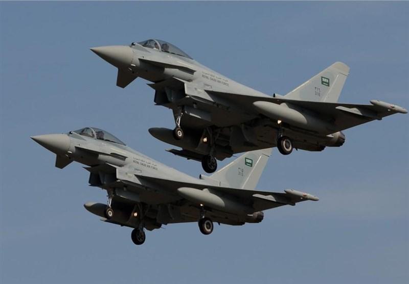 یمن، جنگنده های سعودی 16 بار استان مأرب را بمباران کردند