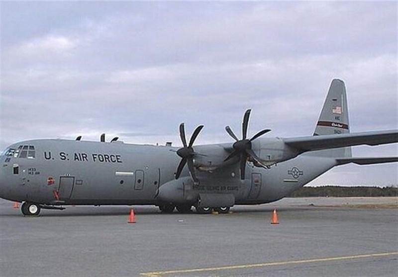اخبار ضدونقیض درباره سقوط یک فروند هواپیمای نظامی آمریکا در فرودگاه التاجی