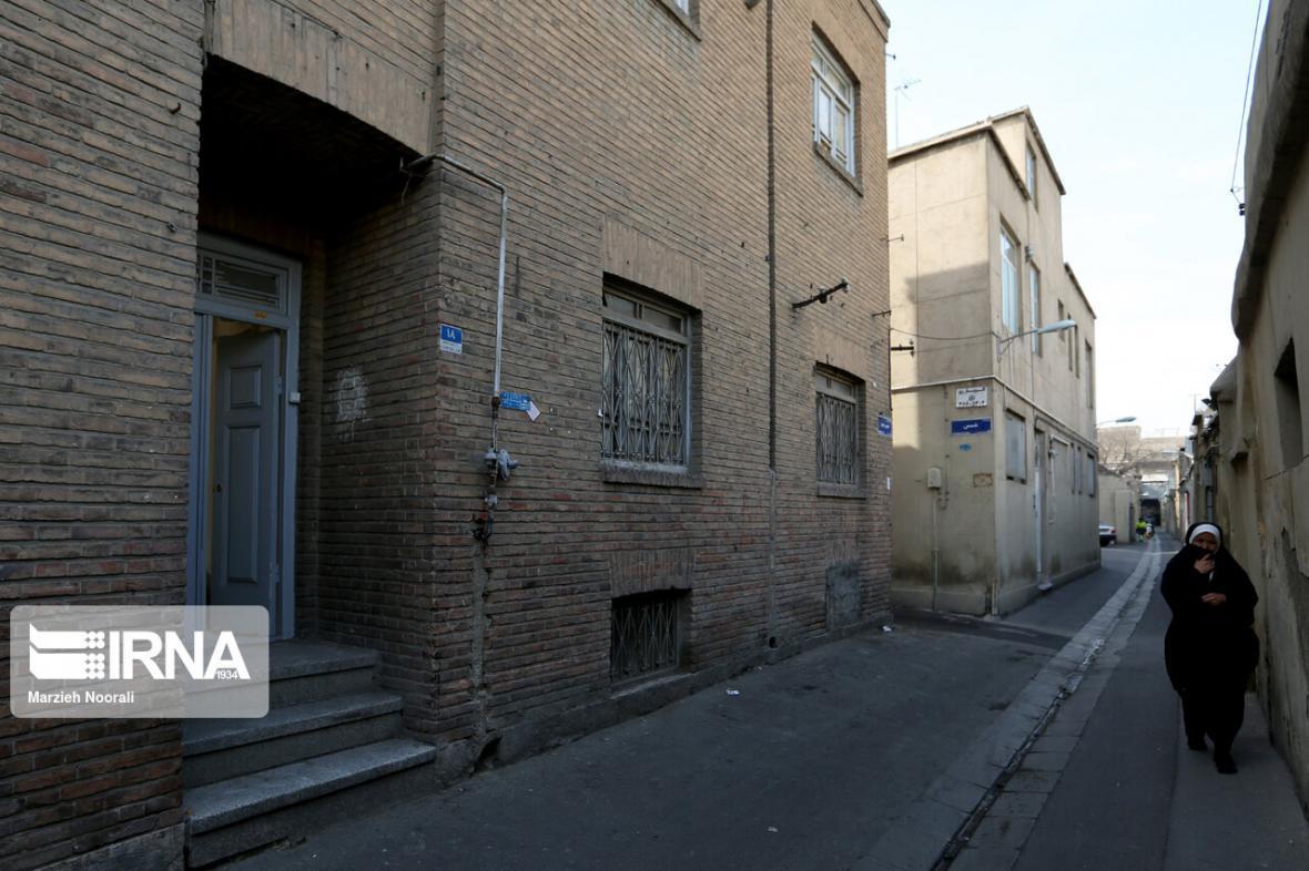 خبرنگاران 15 درصد جمعیت تهران در بافت فرسوده سکونت دارند