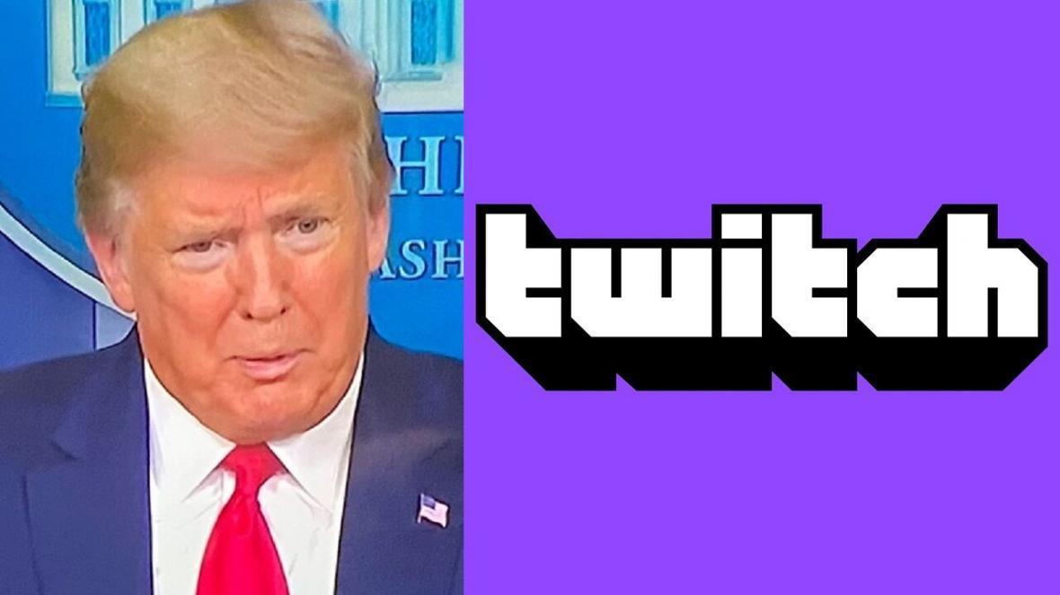خبرنگاران یکی از صفحات ترامپ در شبکه اجتماعی تعلیق شد