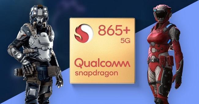 تراشه اسنپ دراگون 865 پلاس 5G معرفی شد