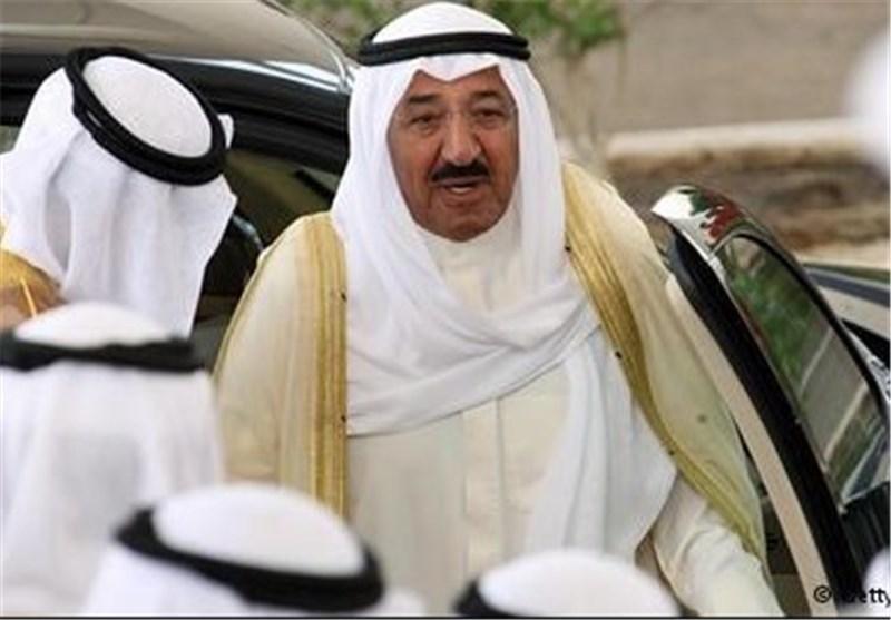 انتقال اختیارات امیر کویت به ولیعهد به طور موقت