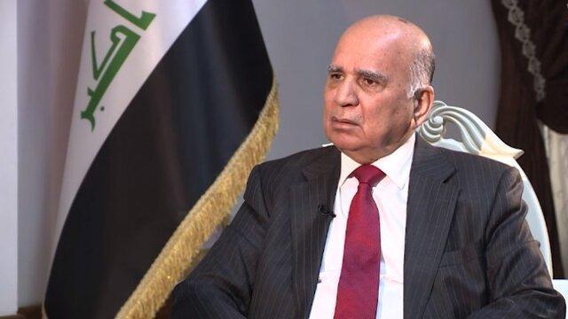 سفر وزیر خارجه عراق به واشنگتن ، اردن ایستگاه بعدی سفر الکاظمی پس از آمریکا