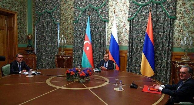 توافق جمهوری آذربایجان و ارمنستان برای آتش بس در قره باغ