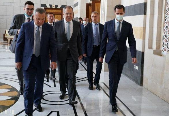 اسد: از تسهیل سرمایه گذاری روسیه در سوریه استقبال می کنیم