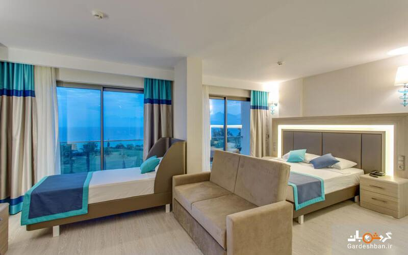 هتل کلاب فالکون؛از هتل های 4 ستاره آنتالیا