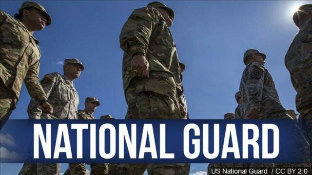 آماده باش گارد ملی آمریکا با نزدیک شدن به زمان انتخابات ریاست جمهوری