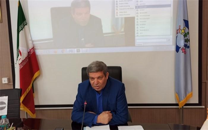 تصمیم گیری درباره مناسب سازی معابر منتهی به مدارس در نشست مدیران سازمان استثنایی و وزارت راه
