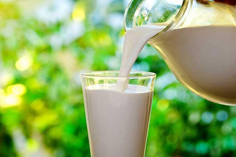 5 ترکیب فوق العاده با شیر برای تقویت بدن