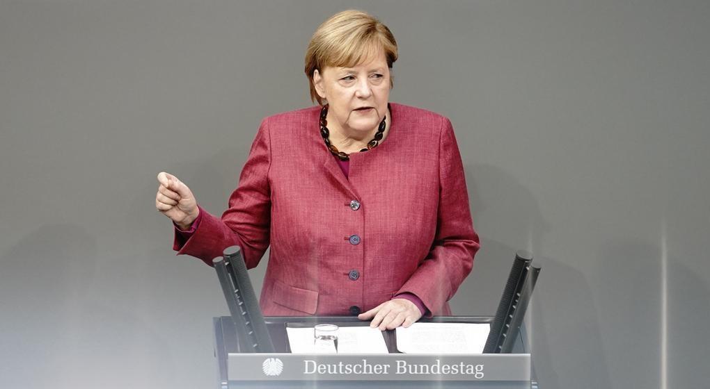 هشدار صدر اعظم آلمان درباره بستن مرز های اتحادیه اروپا