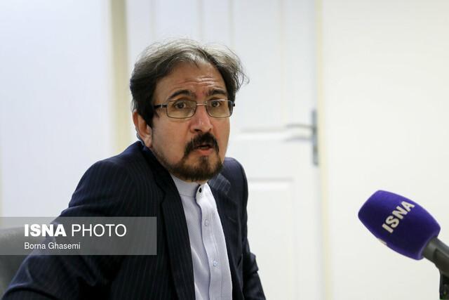 بهرام قاسمی :تحریم 18 بانک ایرانی چیزی نیست جز اقدامی جنایت کارانه و ضد بشری