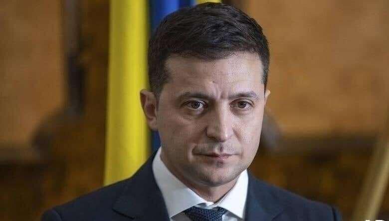 رییس جمهوری اوکراین هم کرونایی شد