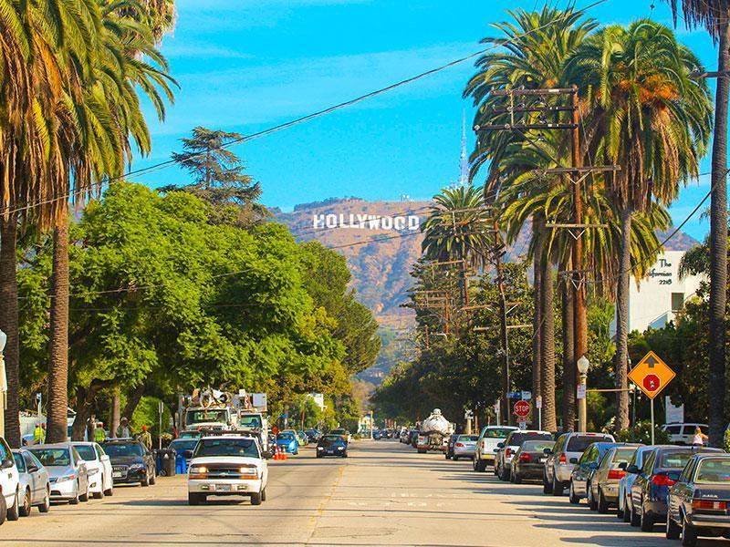 هالیوود، مرکز صنعت فیلم سازی آمریکا