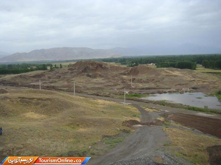 محوطه دوزداغی خوی، استقرارگاهی از عصر مفرغ در شمال دریاچه ارومیه