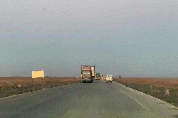 آمریکا برای متحدانش در سوریه تجهیزات لجستیک ارسال کرد