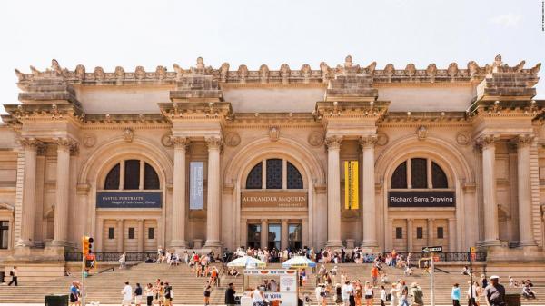 مقاله: موزه هنر متروپولیتن (Metropolitan) نیویورک، آمریکا