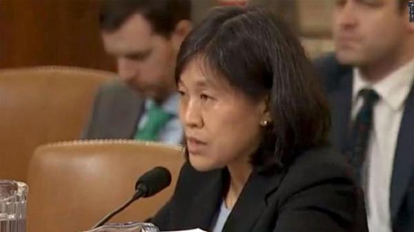 یکی از کارکنان کاخ سفید نماینده تجاری احتمالی آمریکا در دولت بایدن