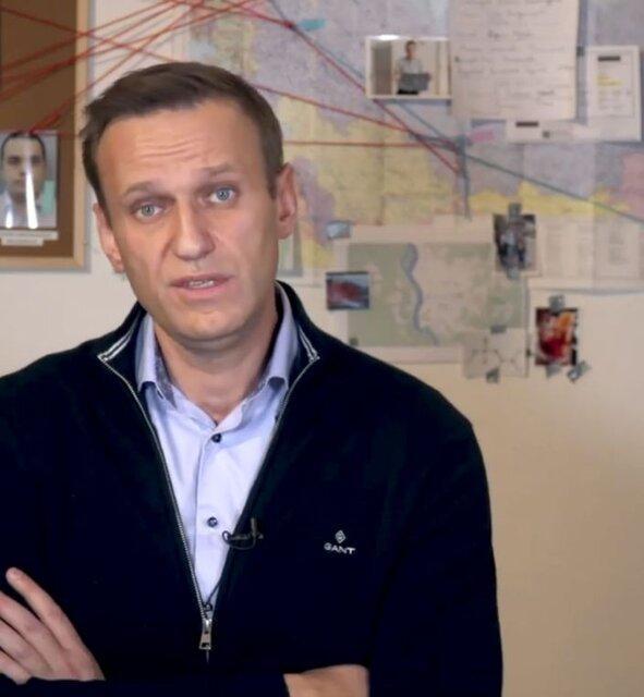 ناوالنی: مامور اطلاعاتی روسیه به مشارکت در مسموم کردن من اعتراف کرد