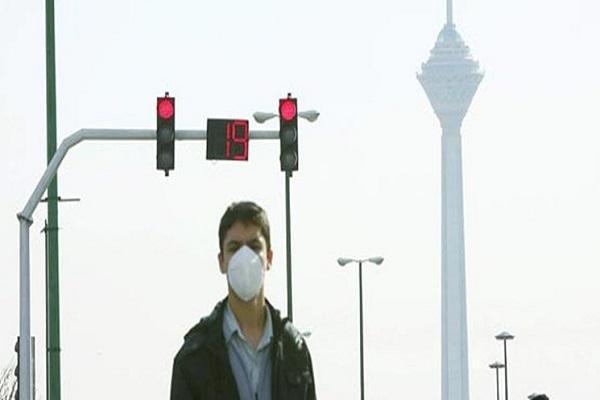 آلودگی هوا کرونا را زودتر انتقال می دهد