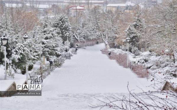 بارش برف و کاهش دمای شدید در 13 استان