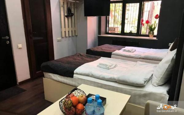 هتل 3ستاره الیسیوم گالری ایروان؛ اقامتگاهی مناسب برای جوانان