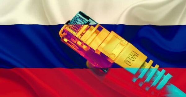 آمادگی روسیه برای قطع ارتباط با اینترنت جهانی