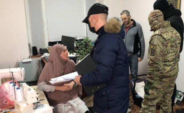 (تصاویر) عملیات دستگیری حامیان داعش در روسیه