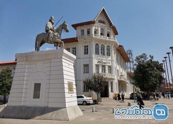 افتتاح نخستین پست موزه مدرسه جهان در رشت