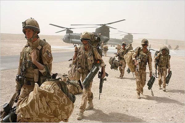 هدف از افزایش شمار نیروهای ناتو اشغال عراق است