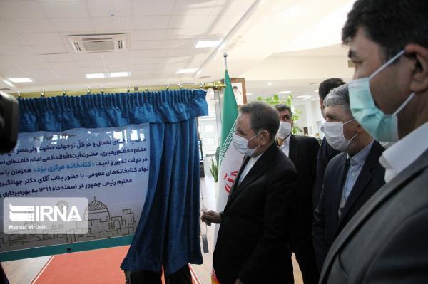 خبرنگاران گره گشایی از پروژه های ناتمام، رهاورد دولت برای استان یزد
