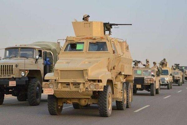 ارتش مصر هزاران ساختمان را در سینا از 2013 تخریب نموده است