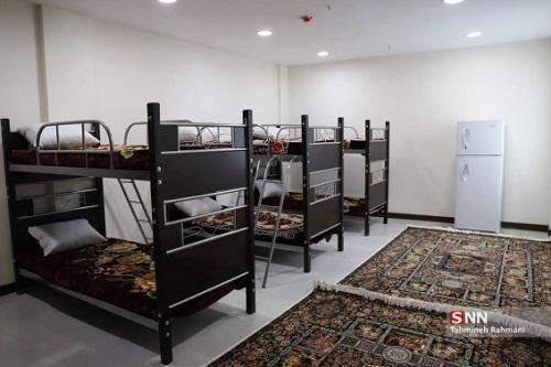 خوابگاه های دانشجویی دانشگاه هرمزگان در تابستان 1399 بازسازی شدند خبرنگاران