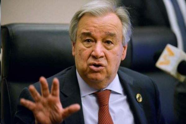 تماس تلفنی گوترش و وزیر خارجه عمان در پی مخالفت انصارالله با طرح آمریکا